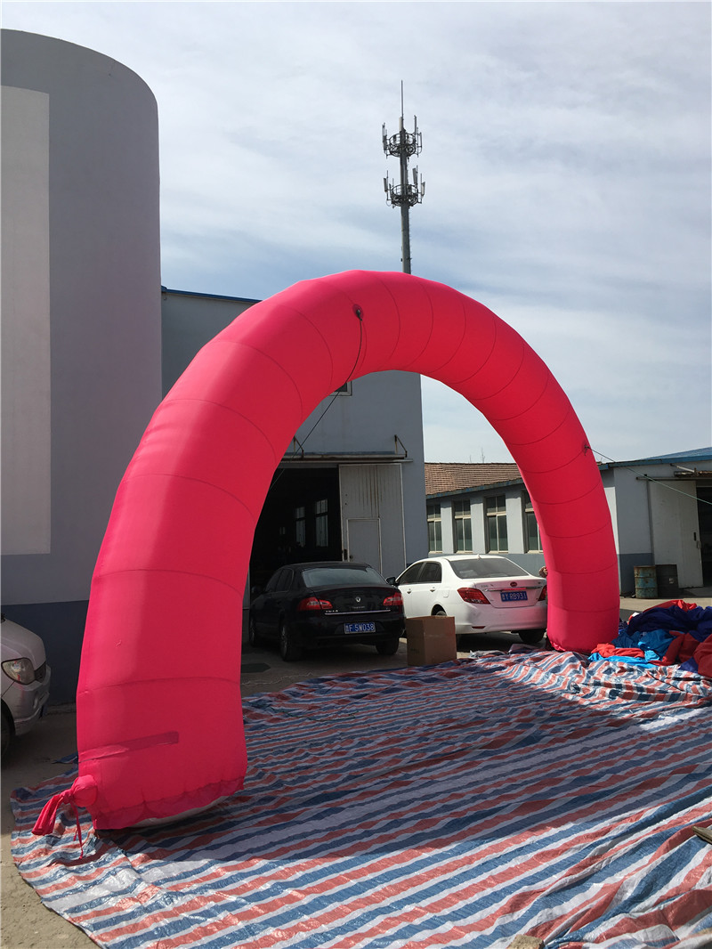 Inflatable Rainbow Arch Yantai Airart Inflatable Co Ltd