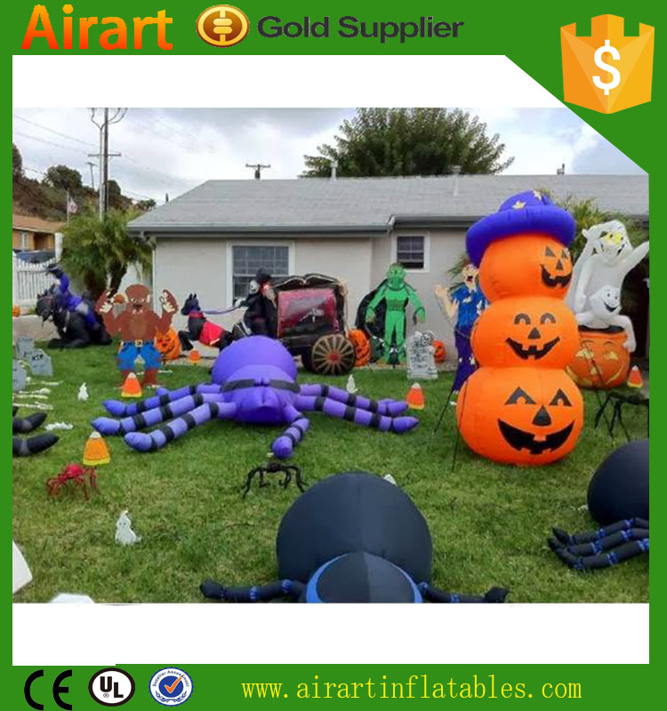 inflatable halloween yard decorations - Inflatable Halloween Yard Decorations