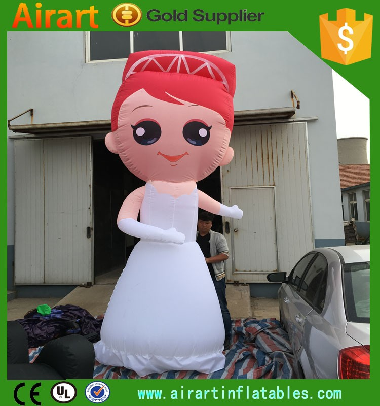 Inflatable Bride Groom Yantai Airart Inflatable Co Ltd