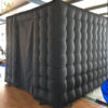 inflatable photo booth enclosure